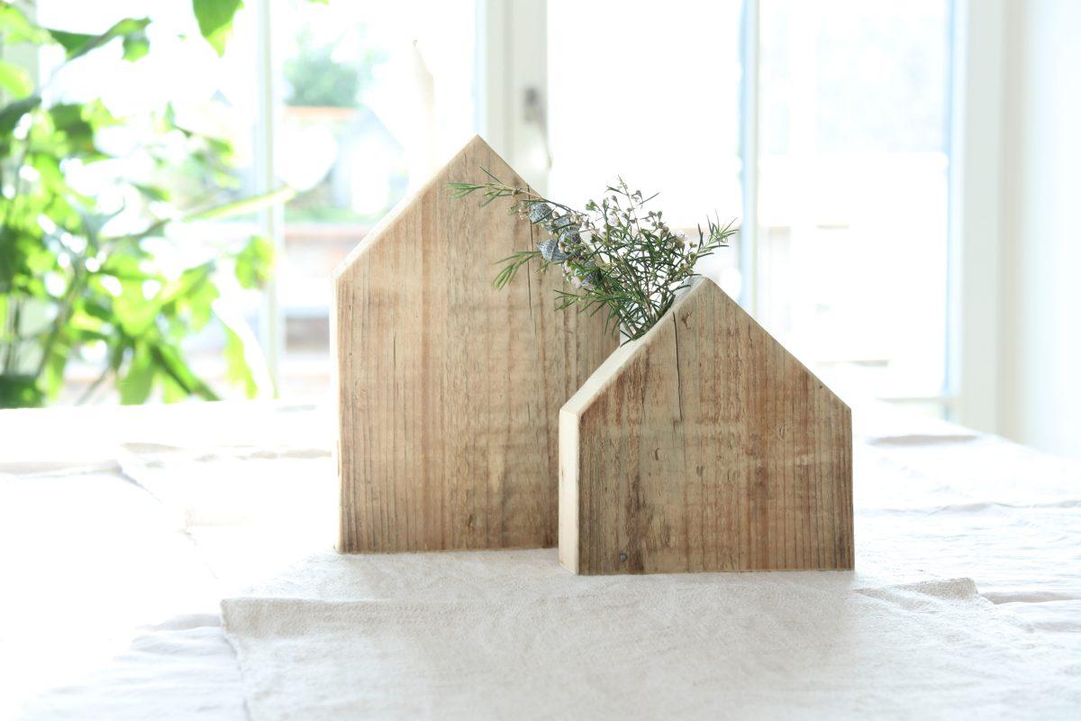 Holzhaueschen DIY